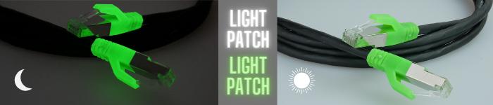 Lightpatch-Grün