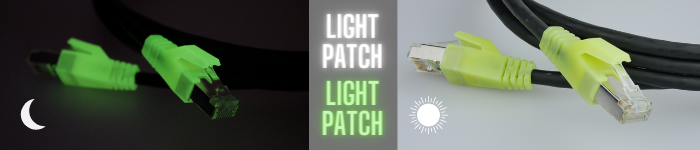 Lightpatch-Gelb
