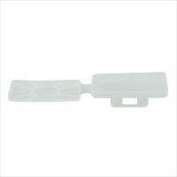 Kabel Label Box Transparent PE/PP43X19X4,6mm (MB2)