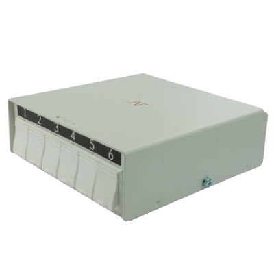 NEXANS LANmark 6 Port Consolidation Box, leer