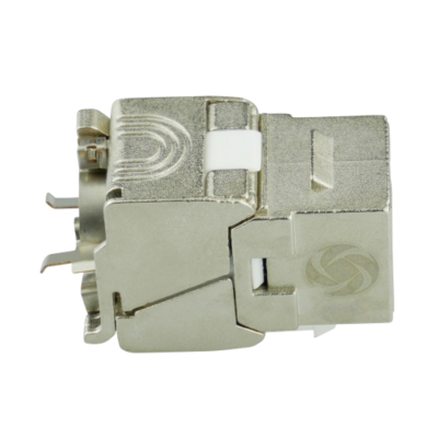 C6AS3 Keystone Modul Cat.6A RJ45, geschirmt
