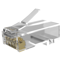 RJ45-modular Stecker Cat.6 ungeschirmt