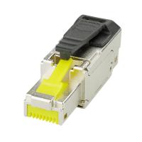 HARTING PreLink Cat.6A RJ45 für AWG 26 -27 für flexible leiter Steckverbinder, geschirmt  1